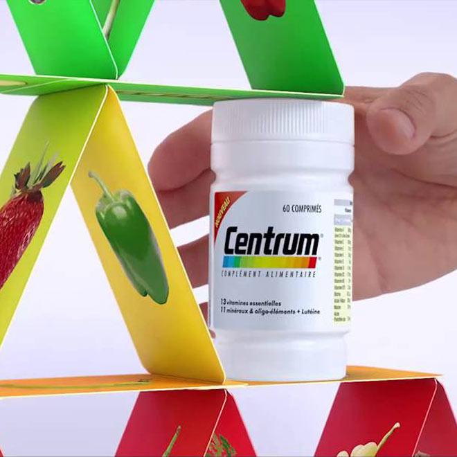 Multivitamine Centrum
