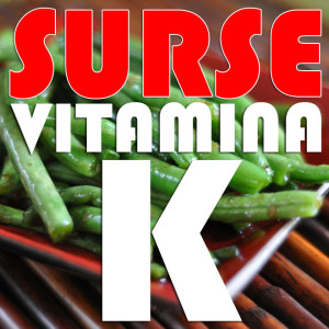 Surse naturale Vitamina K